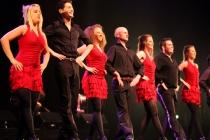 Troupe de danseur de claquettes Irlandaises